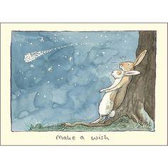 Make a wish - Anita Jeram