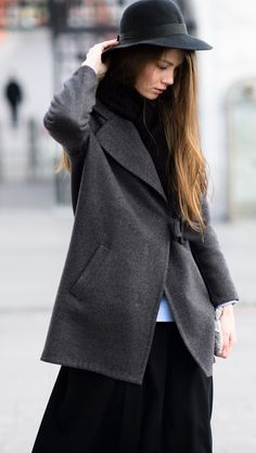 AW15 Style Inspiration Fall Winter, Autumn, Riding Helmets, Europe, Style Inspiration, Coat, Clothing, How To Make, Jackets