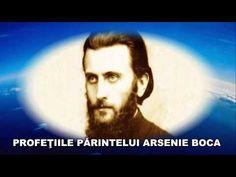 PROFETIILE PARINTELUI ARSENIE BOCA - YouTube Youtube, Video Clip, Youtubers, Youtube Movies