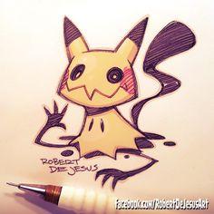Mimitsukiyu by Banzchan. I'm sorry but he's soooooooooo cute!