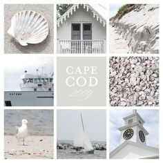 cape cod - white
