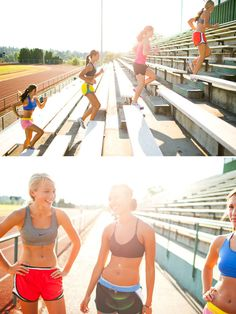 me and my running girls this summer