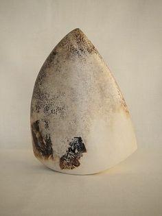 Catherine Crozon ceramic sculpture earth Samian