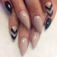 I don't like the pointy tip but the style is nice