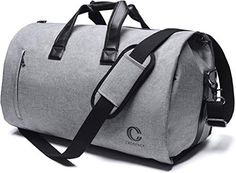 InterestPrint Large Duffel Bag Flight Bag Gym Bag Magic Unicorn