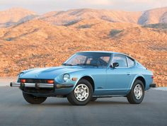 "1977 Datsun 280Z (Which always makes me think of Steve Dahl's ""Do Ya Think I'm Disco"")"