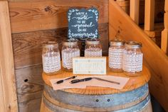 You Won't Believe How Dreamy this Handmade Wedding is at the Rustic Grace Estate!