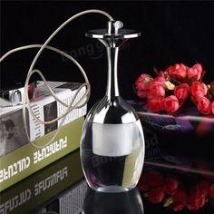 Modern LED Wine Glass Bar Ceiling Light Pendant Lamp Fixture Lighting Chandelier Sale - Banggood.com