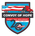 Learn about volunteer opportunities with @convoyofhope