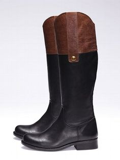28eaa6da986 15 Best Kourtney Kardashian Two Tone Riding Boots images ...