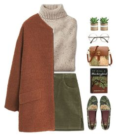 """""""// s c o u t //"""" by theonlynewgirl ❤ liked on Polyvore featuring H by Hudson and MANGO"""