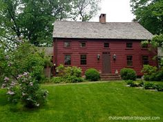 """That's My Letter: """"S"""" is for Saltbox Project"""