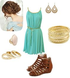 """Untitled #3"" by gotsoccer on Polyvore"