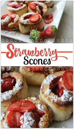 When strawberries are in season, my family wants to eat them with every meal. We slice them for topping pancakes, eat them in salads, drink strawberry smoothies, and of course make all kinds of strawberry desserts.