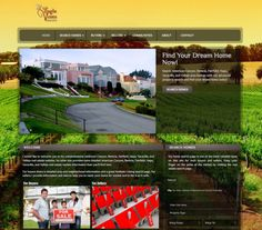 Real Estate Website Dreaming Of You, Finding Yourself, Web Design, Real Estate, Website, Design Web, Real Estates, Website Designs, Site Design