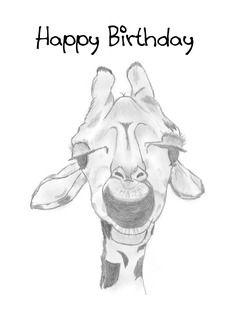 Happy 10th anniversaryversepink magnolia flower greeting card 350 happy birthday baby giraffe drawing greeting card sendjoe birthday cards m4hsunfo