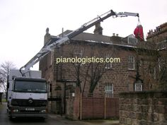 Piano removal services. Moving a piano is an oddly delicate skill demanding the up most care and attention always. Safety is paramount and where required this site offers risk & method statements to guarantee all risks are negated.#piano #removals