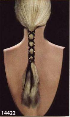 Biker hair accessories #HDNaughtyList