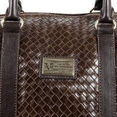 13ba0d2ee8 Versace 19.69 Abbigliamento Sportivo Srl Milano Italia Mens Sport Bag  V1969015B COFFEE