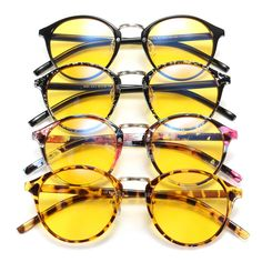 d58c11b7e1 [US$4.99] Unisex Blue Light Blocking Glasses Anti Radiation Yellow Lenses  Computer Goggles #unisex #blue #light #blocking #glasses #anti #radiation  #yellow ...