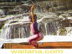 Wai Lana Yoga: Imaginary Chair (+playlist)