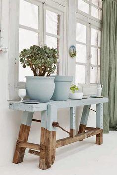 mobiliario vintage y renovado Más