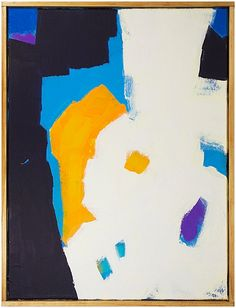 Jenny Prinn Snowfall 1 #Artist #AbstractArt #Paint