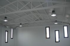 Interior de Pabellón Multidisciplinar realizado por NRCR ARQUITECTOS S.L.P.