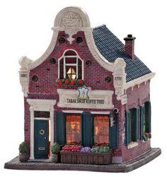 Lemax Christmas Village, Christmas Villages, Villas, Seaside Village, Ceramic Houses, Winter Cards, Gazebo, Miniature, Outdoor Structures