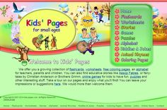 Flashcards, worksheets, alphabet, games, puzzles, stories, ...