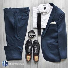 Outfit grid - Office wear