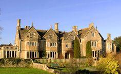 Luxury family hotel in Bradford on Avon, Wiltshire| Woolley Grange...built in babysitting!