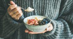 Dieta zbilansowana Vegan Recipes Easy, Diet Recipes, Vegan Meals, Vegetarian Recipes, Curry 3, Cereal Sin Gluten, Intuitive Eating, Diet Plans To Lose Weight, Kefir