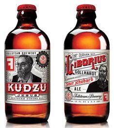 Fullsteam Brewery Bottles