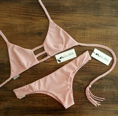 Beach Summer Swimsuit New Arrival Hot Swimwear Sexy Pink Hot Sale Bikini