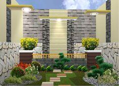 Tips Membuat Taman Rumah Minimalis - http://www.rumahidealis.com/tips-membuat-taman-rumah-minimalis/