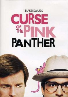 9ced21b03d7f6 Curse of the Pink Panther - Posters Pink Panthers