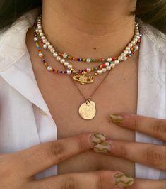Summer Jewelry, Trendy Jewelry, Cute Jewelry, Body Jewelry, Beaded Jewelry, Jewelry Accessories, Jewelry Necklaces, Handmade Jewelry, Fashion Jewelry