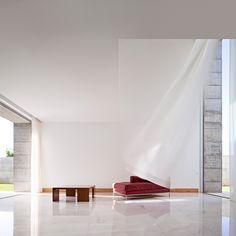 #OG La majestuositat de l'espai. Casa a Moreira. Phyd Arquitectura.