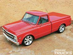 '72 Chevrolet C10