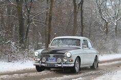 Volvo Amazon Classic Rally. Happy New Years Drive 2015