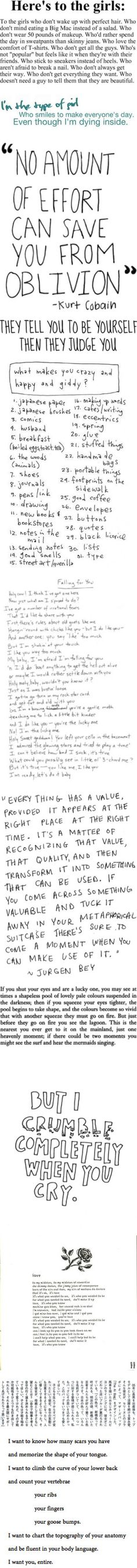 """""""sad quotes."""" by your-great ❤ liked on Polyvore"""