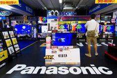 Panasonic demitiu 1300 funcionários na China