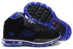 http://www.jordannew.com/mens-nike-air-max-jordan-5-shoes-black-blue-top-deals.html MEN'S NIKE AIR MAX JORDAN 5 SHOES BLACK/BLUE TOP DEALS Only 88.82€ , Free Shipping!