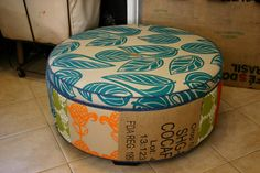 Ottoman by Henry Road