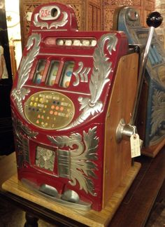 1930 Mills Slot Machine – ID# 327