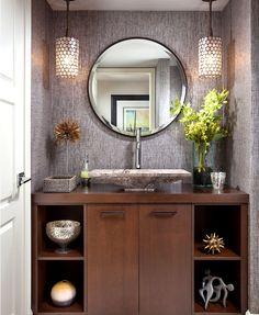 Lighting in the bathroom choosing an optimal light script -111
