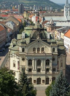 World Theatre, Theatres, Bratislava, Amazing Pictures, Wonders Of The World, Cinema, Mansions, Architecture, House Styles