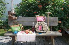 #Tracht & #Country #Herbst #b2b #Messe #Start #tracht14! Feine Sachen. Handgefertigt.  Taschen, Kissen und Accessoires voller Charme und Charakter.  Das ist die Kollektion von Dorothee Lehnen Textildesign. Mehr auf http://www.trachtsalzburg.at/de/herbst/