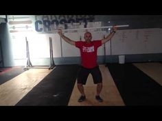 Paradiso CrossFit - Common Faults in the Overhead Squat - YouTube